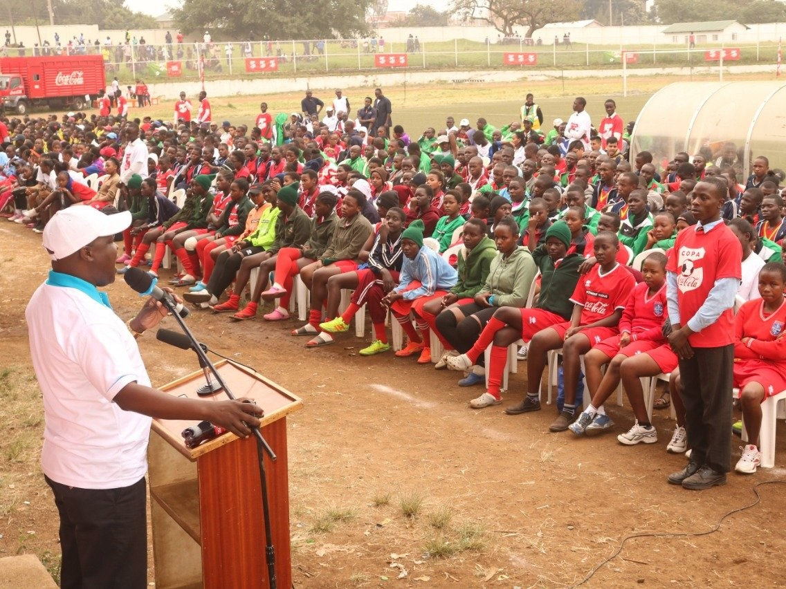 Magoha: Implementation Of Sports Policy In Schools Greatly Hindered By Lack Of Inadequate Facilities