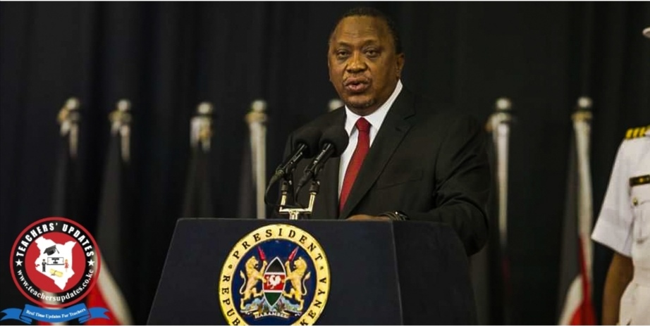 President Uhuru Kenyatta Directs Schools To Remain Closed And Only Reopen When Measures Are Met