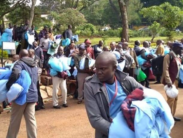 Magoha: Marking of KCSE Exam To Begin This Week.