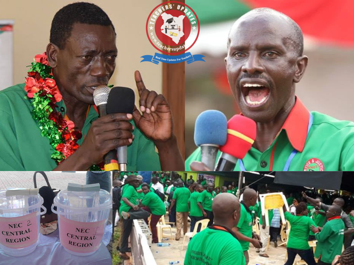 KNUT Agrees On Election Date As Oyuu Faces Sossion For The Top Seat