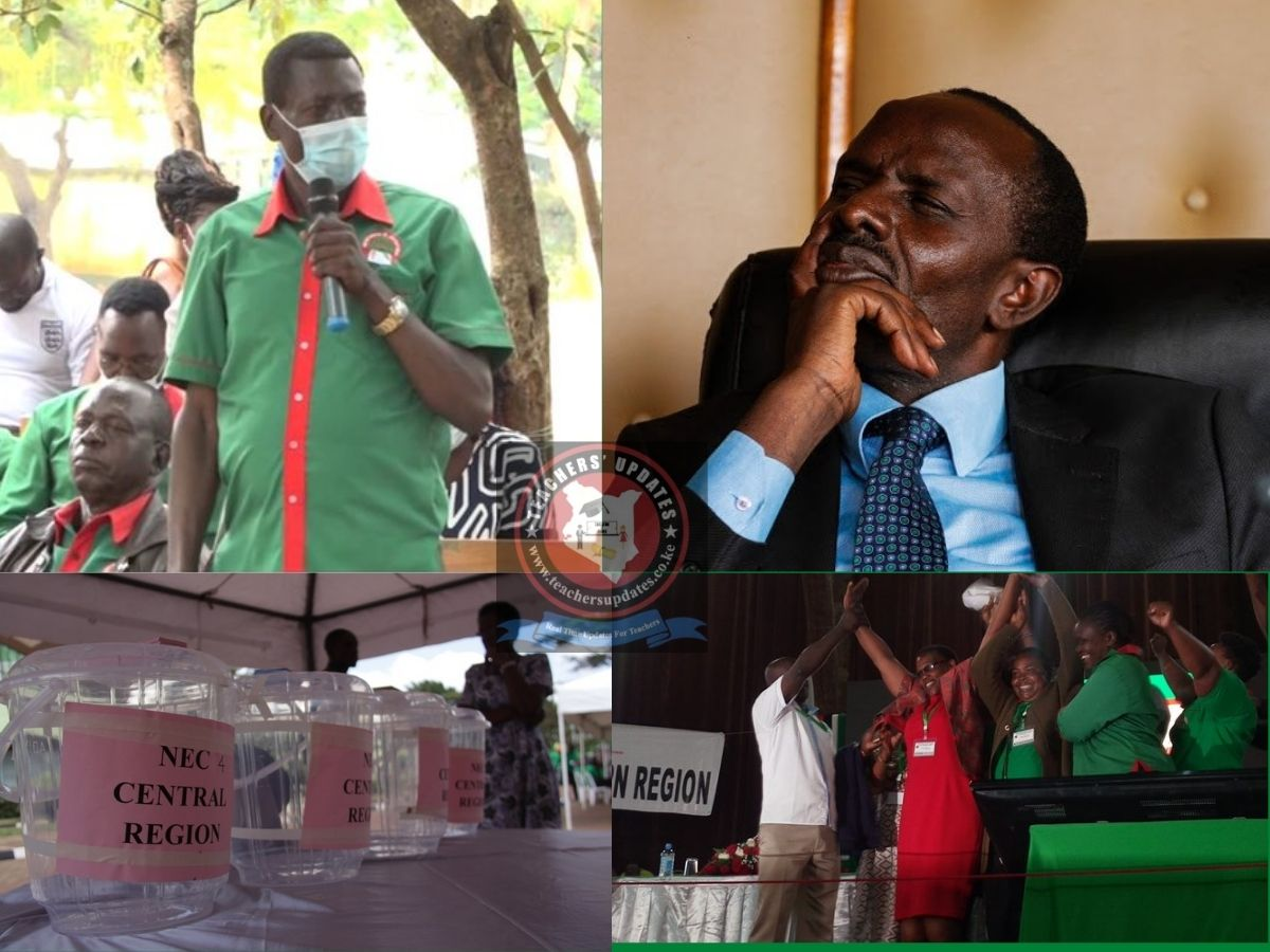 Tension Continues To Pile Ahead Of KNUT Elections On Saturday