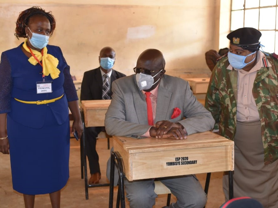 Education CS Magoha stripped off human resource powers for abusing teachers. PS Kipsang now in charge.