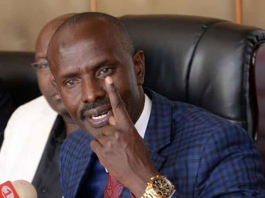 Wilson Sossion steps down as KNUT Secretary-General, cites frustration from the government