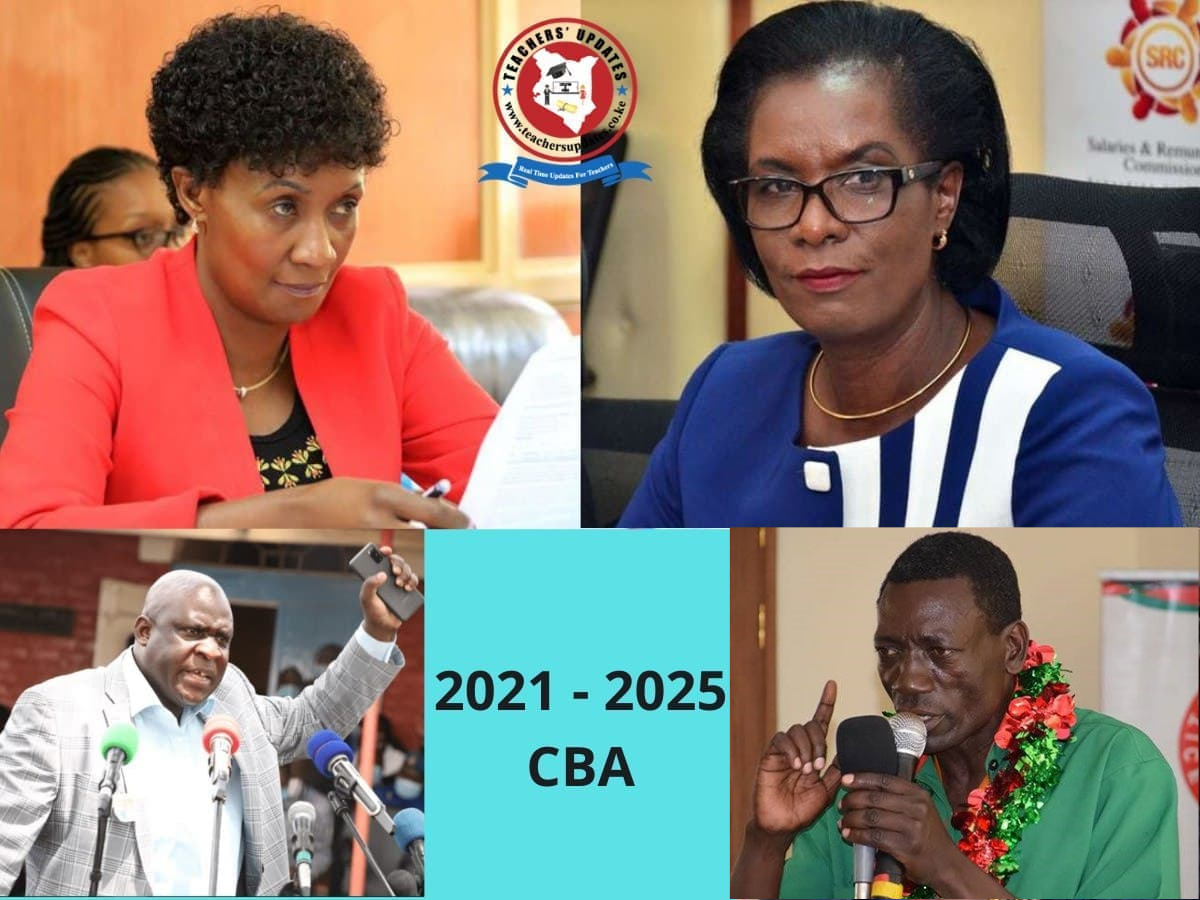 TSC set to hold meeting with teachers unions over 2021-2025 CBA