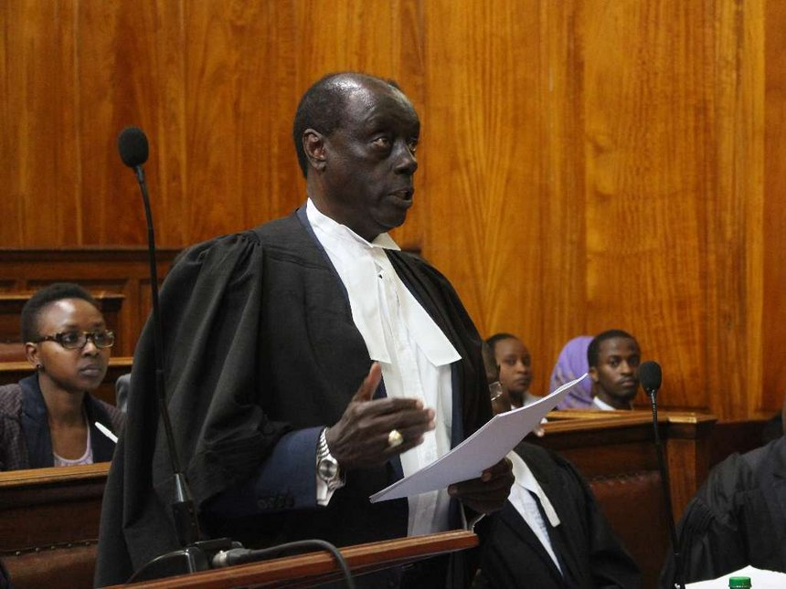 Knut heads to Supreme Court over TSC disobedience