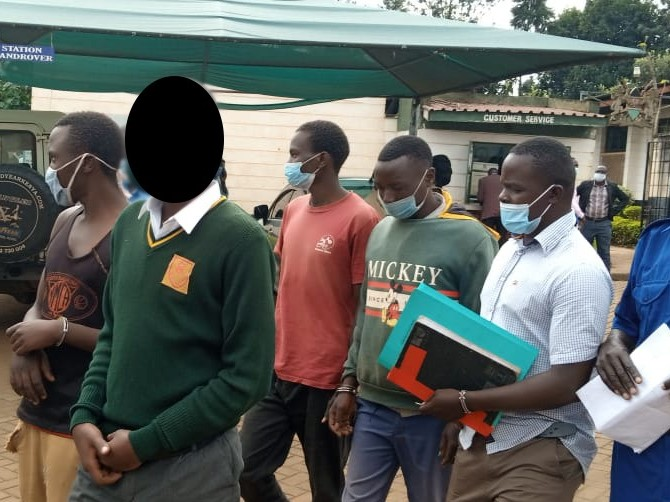 Form 3 Kisii High School student charged with attempted murder