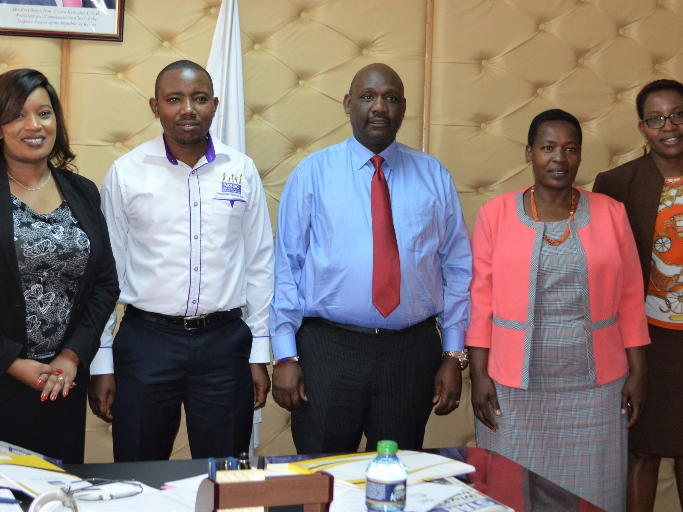 Narok County forms an Educational Steering Committee to oversee successful reopening of schools