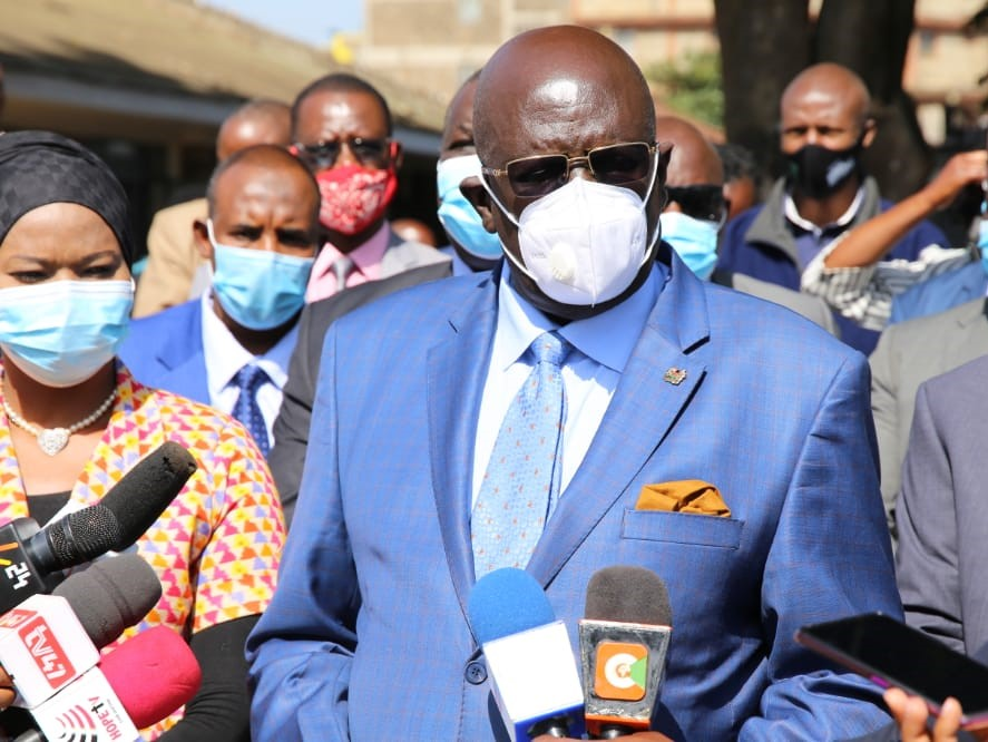 Magoha: Parents are to blame in the recent attacks on teachers by learners