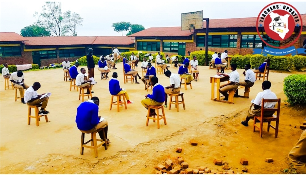 Examination And Preparedness Queries Arise Ahead of Kenyan School Reopening Dates.
