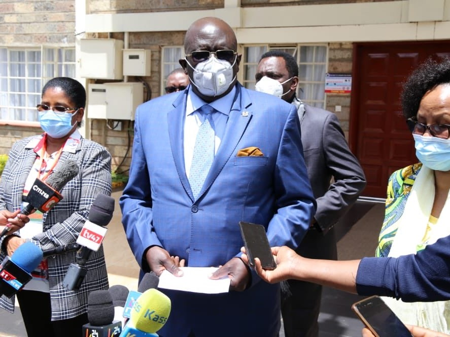 KCPE results to be released in less than 2 weeks from now. Education CS Magoha says