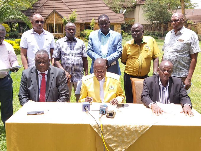 KUPPET Issues 4 Demands To The Ministry Of Education Ahead Of School Reopening on Monday