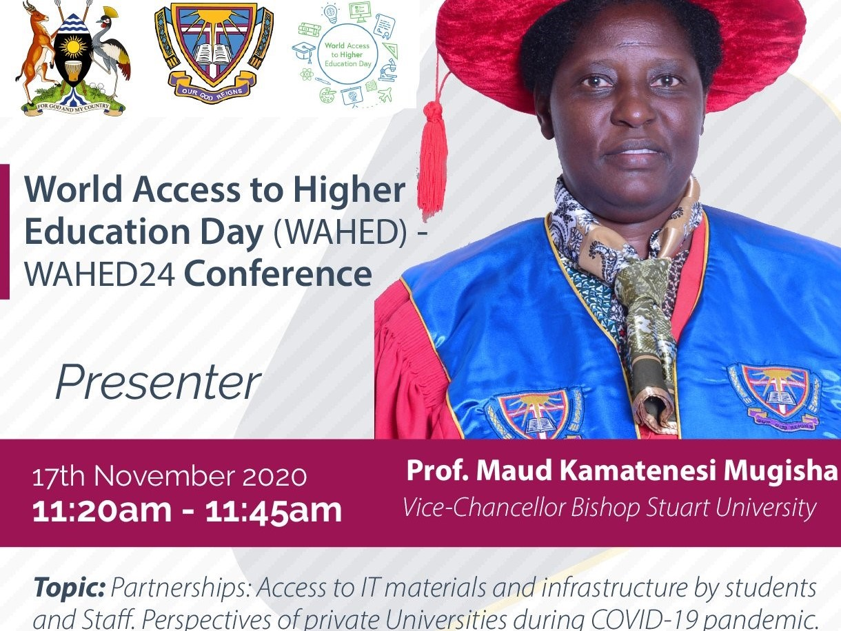 World Access to Higher Education Day - WAHED24 Conference