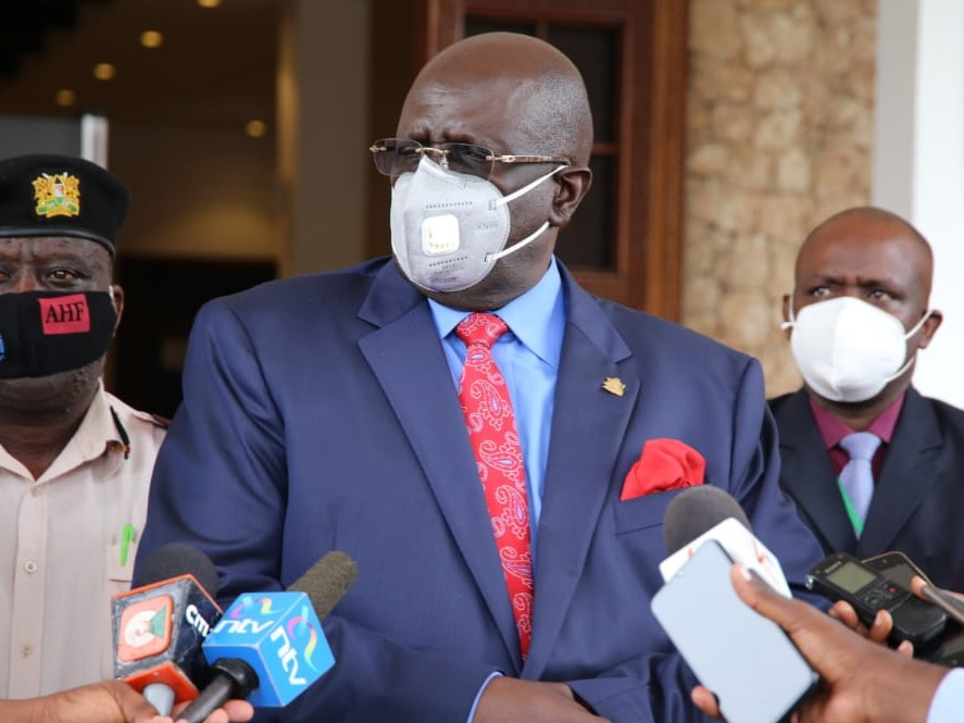Aid assigned to Magoha assault Journalists