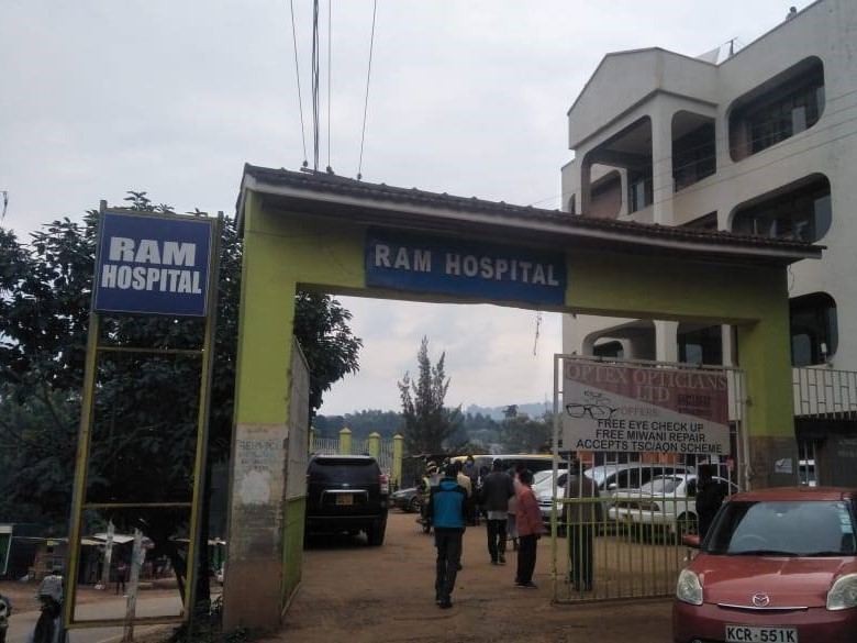Two Teachers Stubbed By A Form 3 Student At Kisii High School