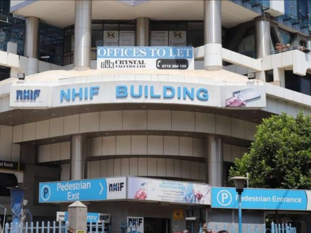 NHIF Closes Office In Bungoma Following Covid-19 Infection Among its Staff Members.
