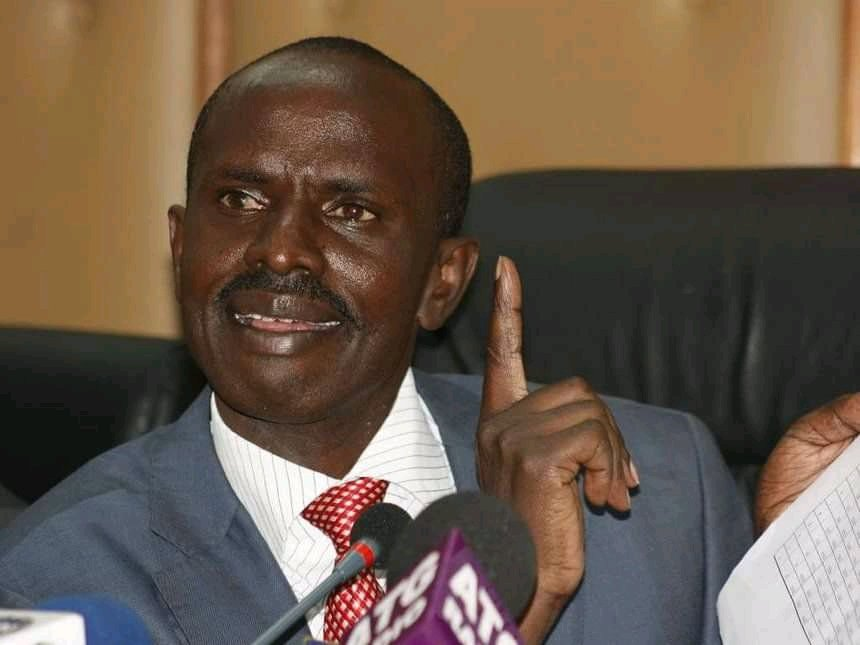 Cartels want to remove Magoha over slur on education official. KNUT Secretary General Wilson Sossion claims.