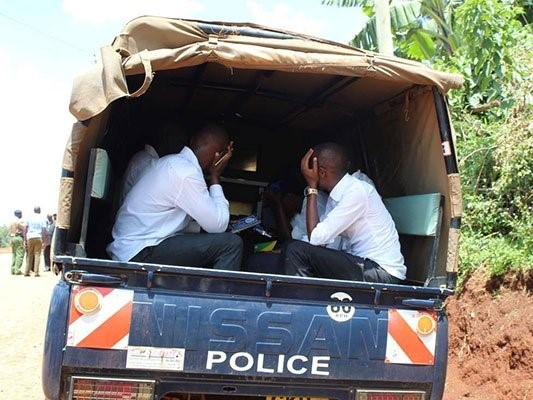 Teacher termed as the Chief supplier of KCSE Examination leakage in the Nyanza region arrested.