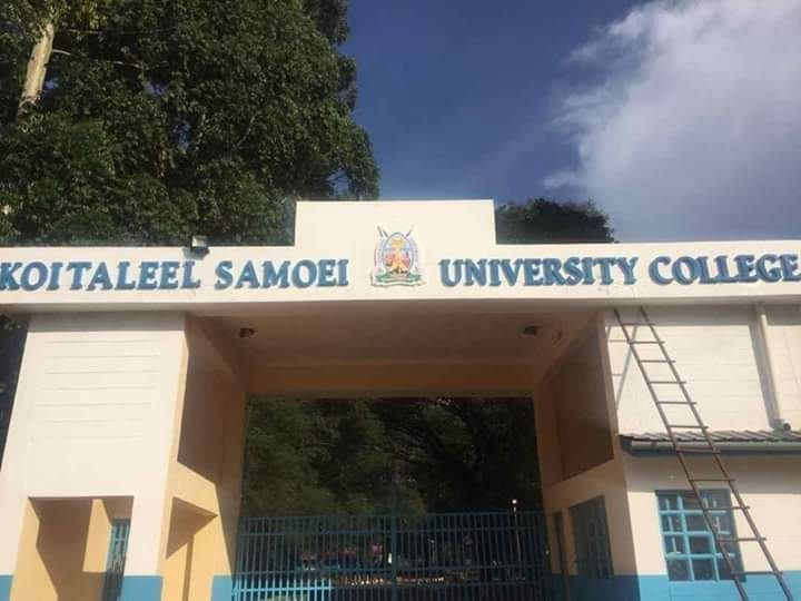 Games Tutor Jobs 2020 at Koitaleel Samoei University College.