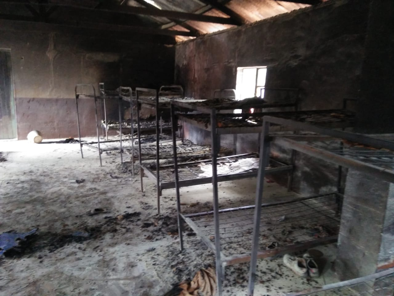 Probe on after Mbooni school Fire