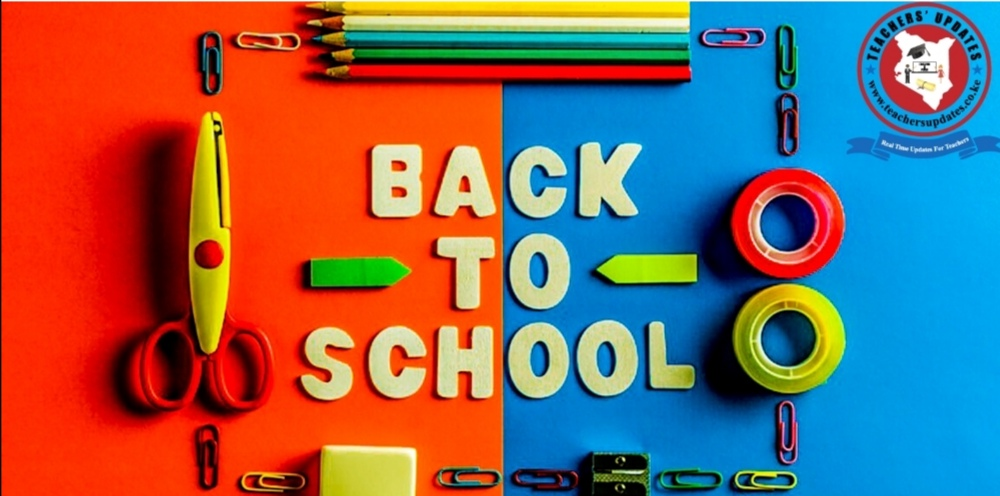 What You Need To Know About School Reopening In Kenya. - Reopening Dates Explained