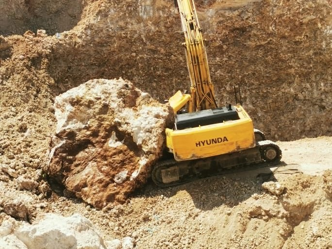 Grade 4 Pupil Dies At A Quarry While Harvesting Sand