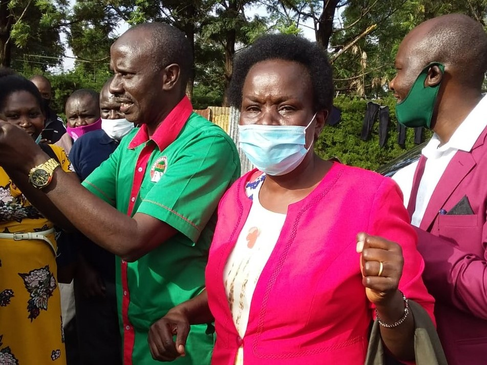 KNUT threatens nationwide strike over wrangle with TSC